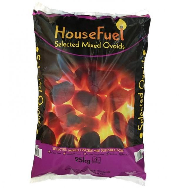 Smokeless Fuels and House Coal