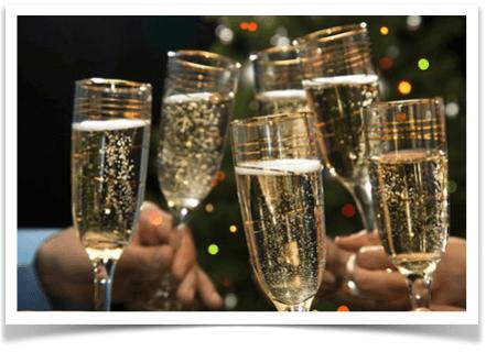 Festive Christmas Tipples