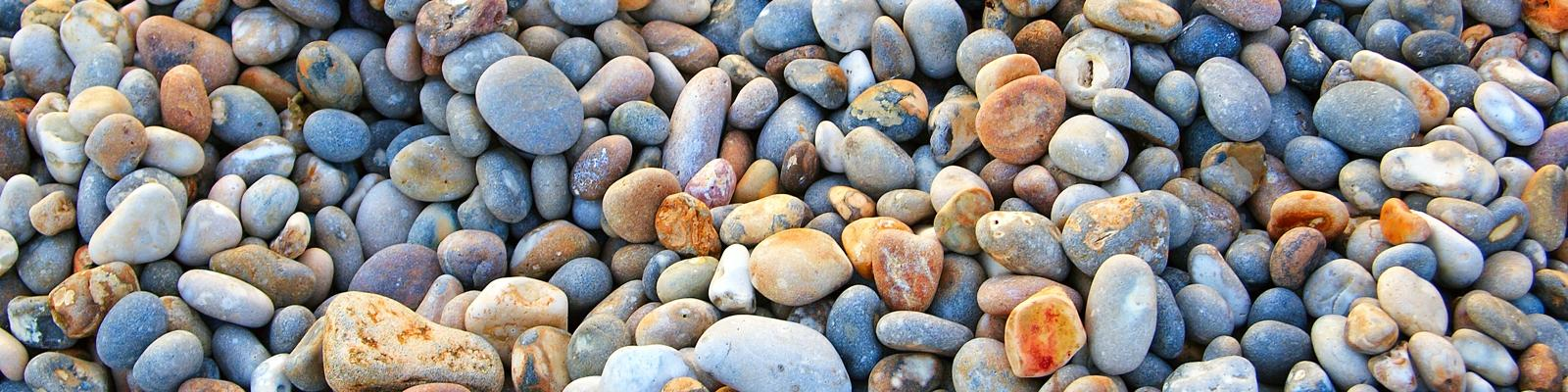 Decorative Pebbles & Cobbles