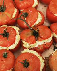 tomato-goats-cheese